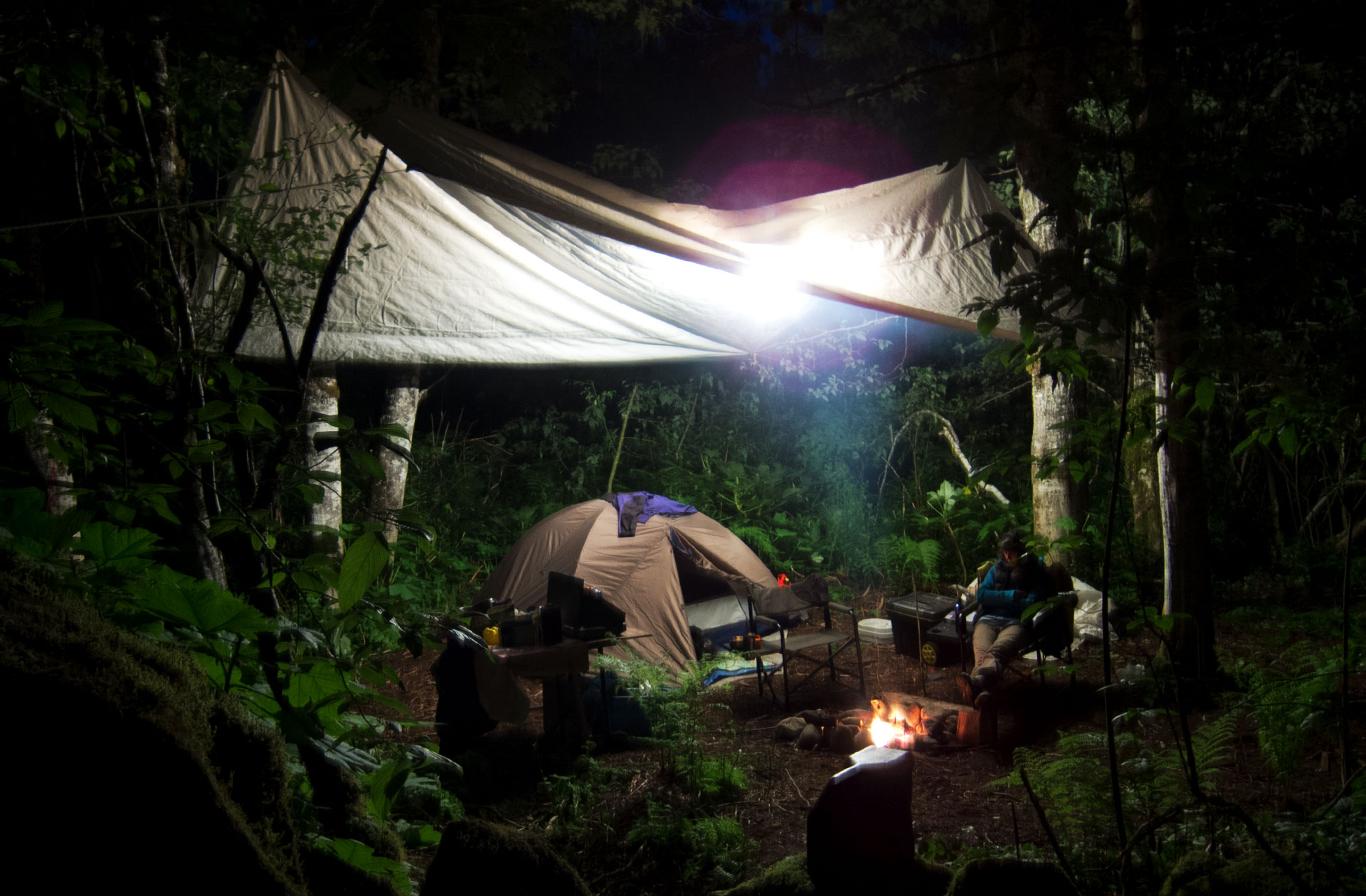 Photography Camping