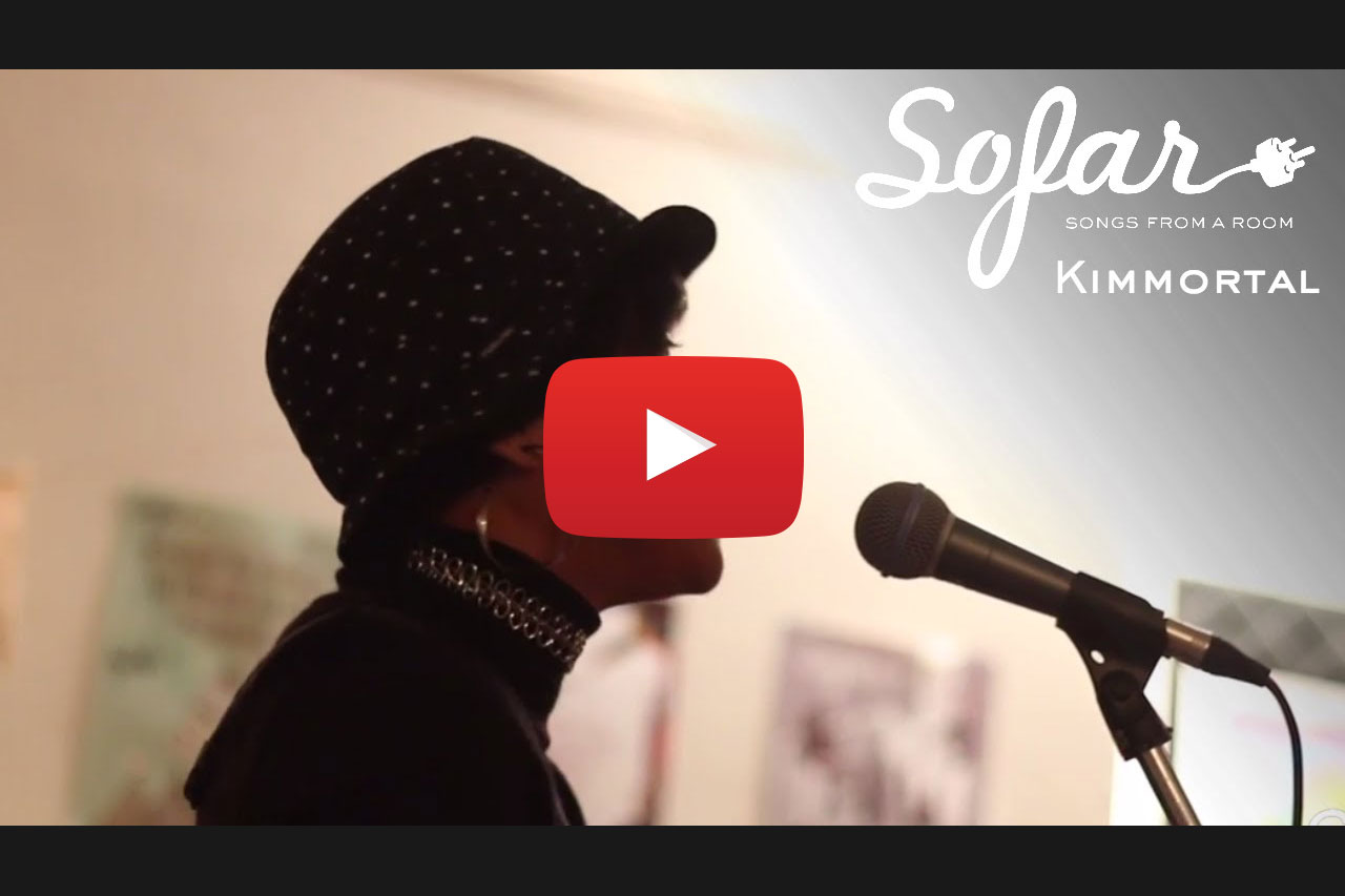 Audio Production - Sofar Sounds Vancouver - Kimmortal