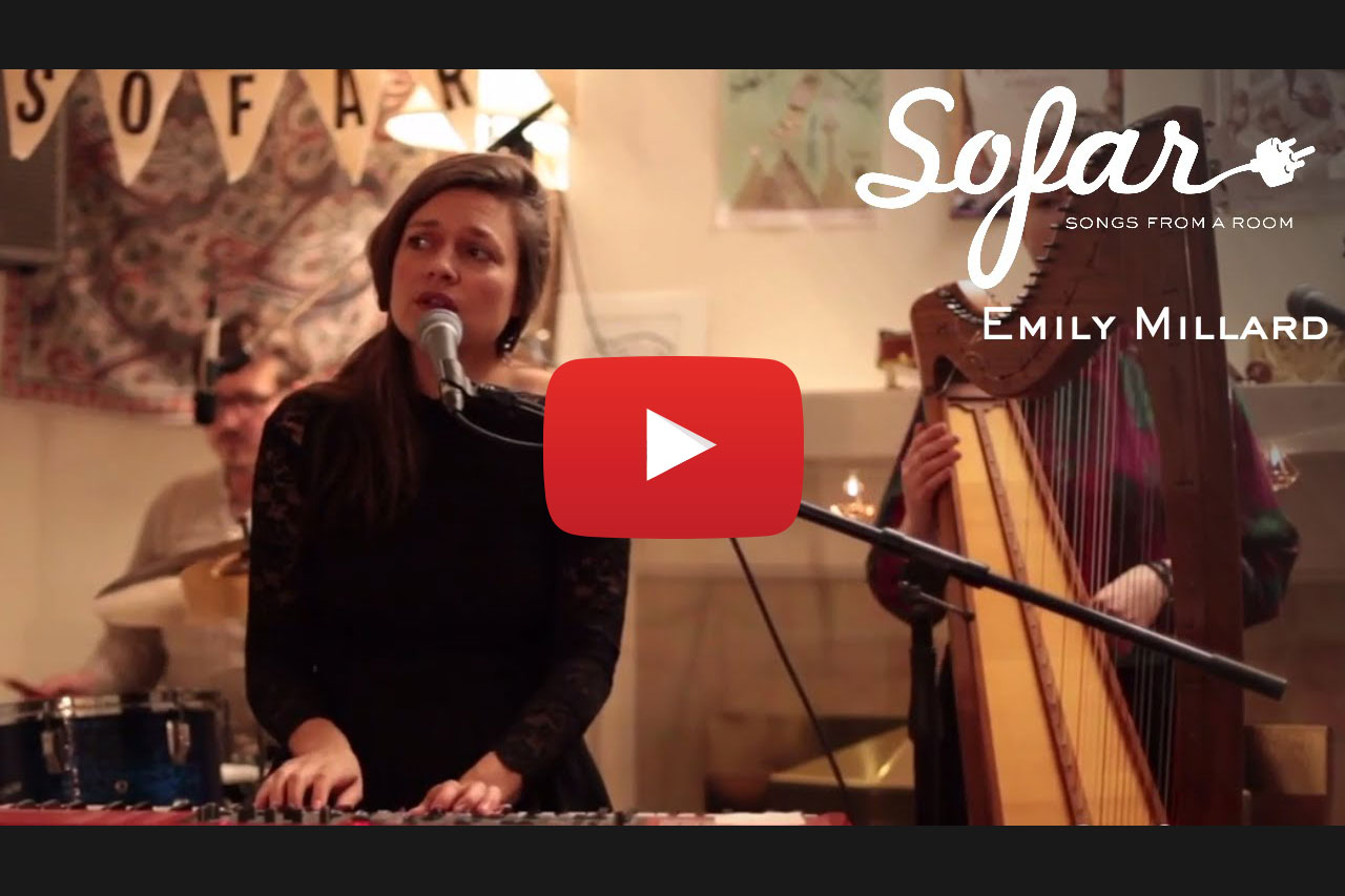 Audio Production - Sofar Sounds Vancouver Emily Millard